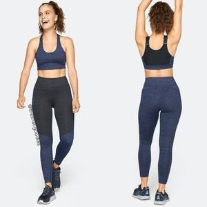 OUTDOOR VOICES TechSweat 7/8 Two Tone Legging Pant